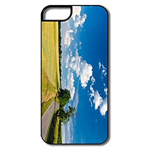 SuRCOVER Apple Iphone 5 5s Case,Country Road