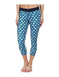 Nike Relay Dri FIT Printed Running Tights capri pants Women's (L)