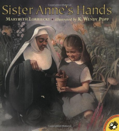 Sister Anne's Hands (Picture Puffin Books)