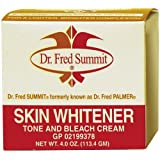 Set of 2 Dr. Fred Palmer 4 oz. Skin Whitener Cream bundled by Maven Gifts