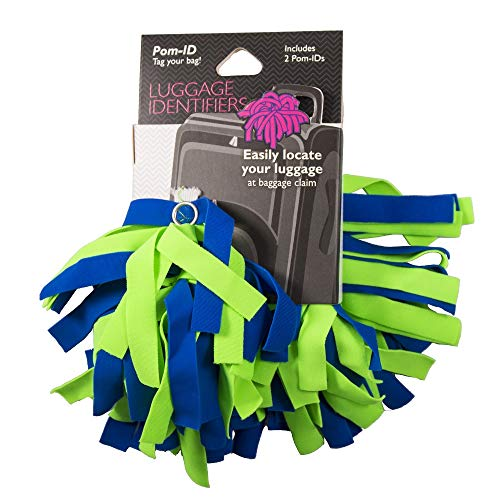 Pomchies pom, Lime/Royal (Wine Duffle Set)