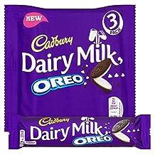 Cadbury Dairy Milk with Oreo 3 x 41g