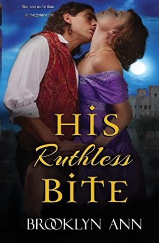 book cover of His Ruthless Bite
