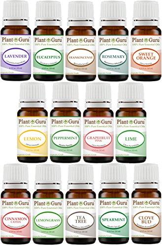 young living essential oils set - 5