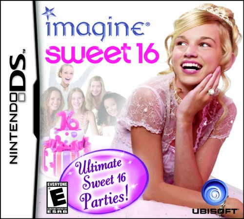 Imagine: Sweet 16 NDS