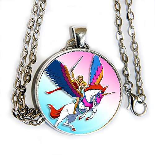 SHE-RA and Swift - pendant necklace - HM