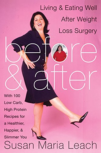 Before and After: Living and Eating Well After Weight Loss Surgery