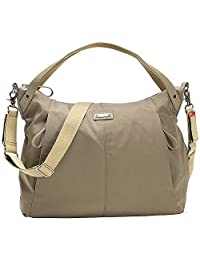 Storksak Catherine Diaper Bag - Nylon/Moss