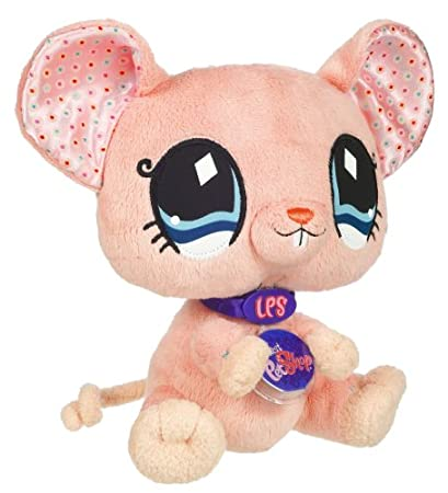 Amazon.com: Hasbro Littlest Pet Shop VIP Mouse: Toys & Games