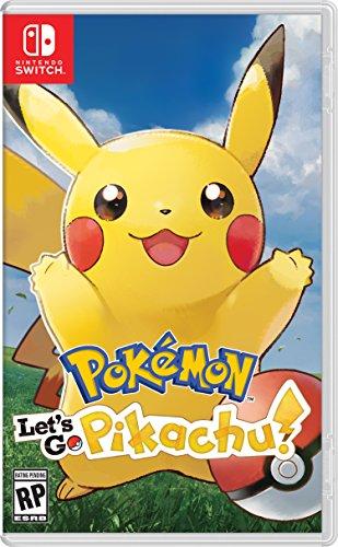 Pokémon: Let's Go, Pikachu! (Switch) – Nintendo Switch [Digital Code]