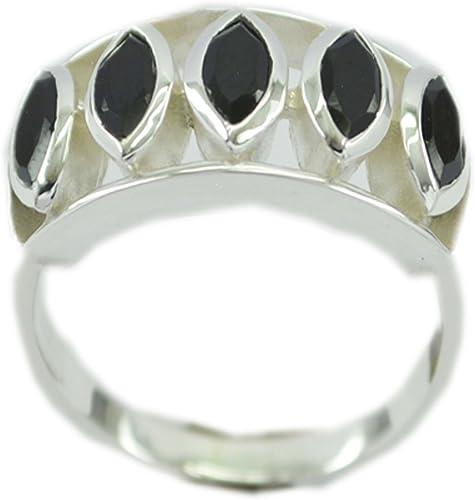 Gemsonclick Genuine Smoky Quartz Ring Silver Round Bezel-setting Jewelry Handmade Size 5,6,7,8,9,10,11