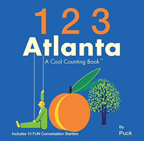 Price comparison product image 123 Atlanta (Cool Counting Books)