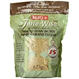 Dainty Time Wise Whole Grain Brown Rice, 1.2kg