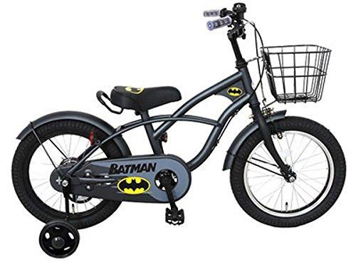 BATMAN(バットマン)-16インチ B01NAHP87Lマットブラック