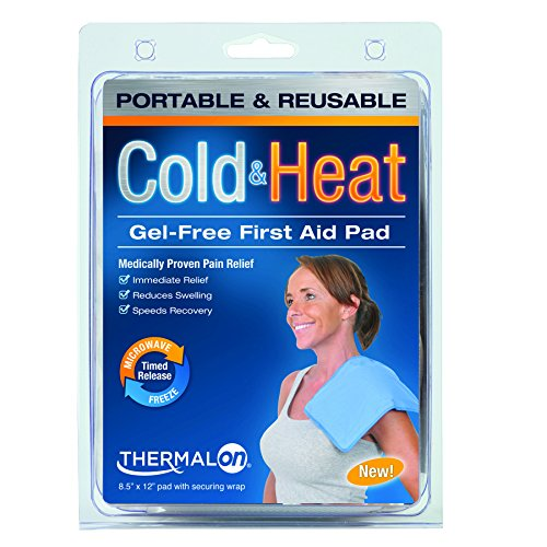Thermalon Heat-Cold Standard Pad for Ankle, Wrist, Head, 8.5