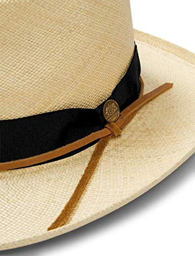 Stetson Double Down Natural Panama Staw Panama Hat