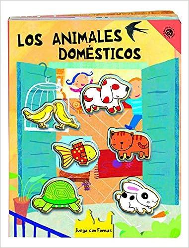 Los Animales Domésticos. Juega Con Formas: Amazon.es: Clima, Gabriele, Panini España, S.A. - La Coccinella, Crovara, Francesca: Libros