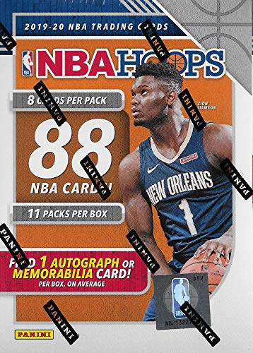 Best nba cards unopened for 2020