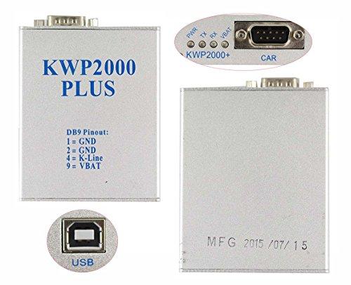 KWP2000 Plus ECU Chip Tuning Flash Remap Programmer - Buy Online in