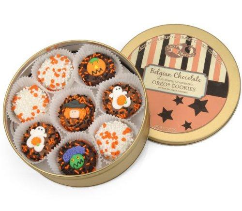 Halloween Chocolate Oreo Tin of (Halloween Fortune Cookies)