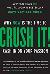 In Crush It!, online marketing trailblazer Gary Vaynerchuk tells business owners what they need to do to boost their sales using the internet—just as he has done to build his family's wine store from a $4 million business to a $60 million one...
