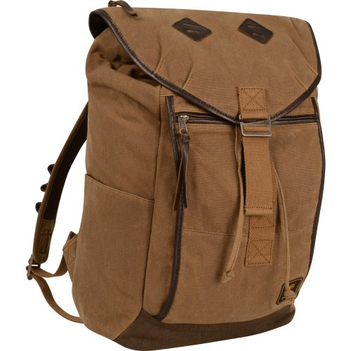 Timberland Luggage Mt. Madison 17 Inch Backpack, Tan/Brown, One Size by Timberland