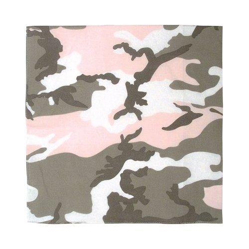 (Rothco Bandana, Subdued Pink)