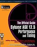 Sybase ASE 12.5 Performance and Tuning, Jeffrey Garbus, 1556229089