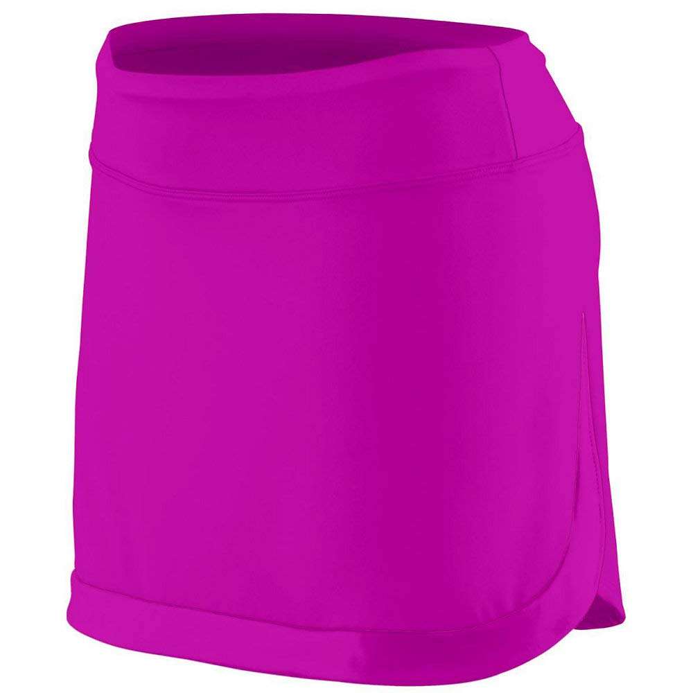 Augusta Sports Girls Large Power Pink Skort by Augusta Sports