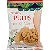 Kay's Naturals Protein Puffs - Mac and Cheese - Case of 6-1.2 oz