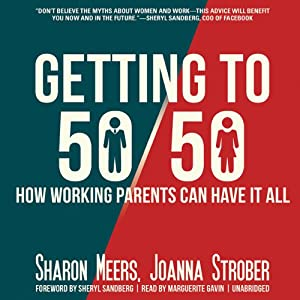 Getting to 50/50 Audiobook