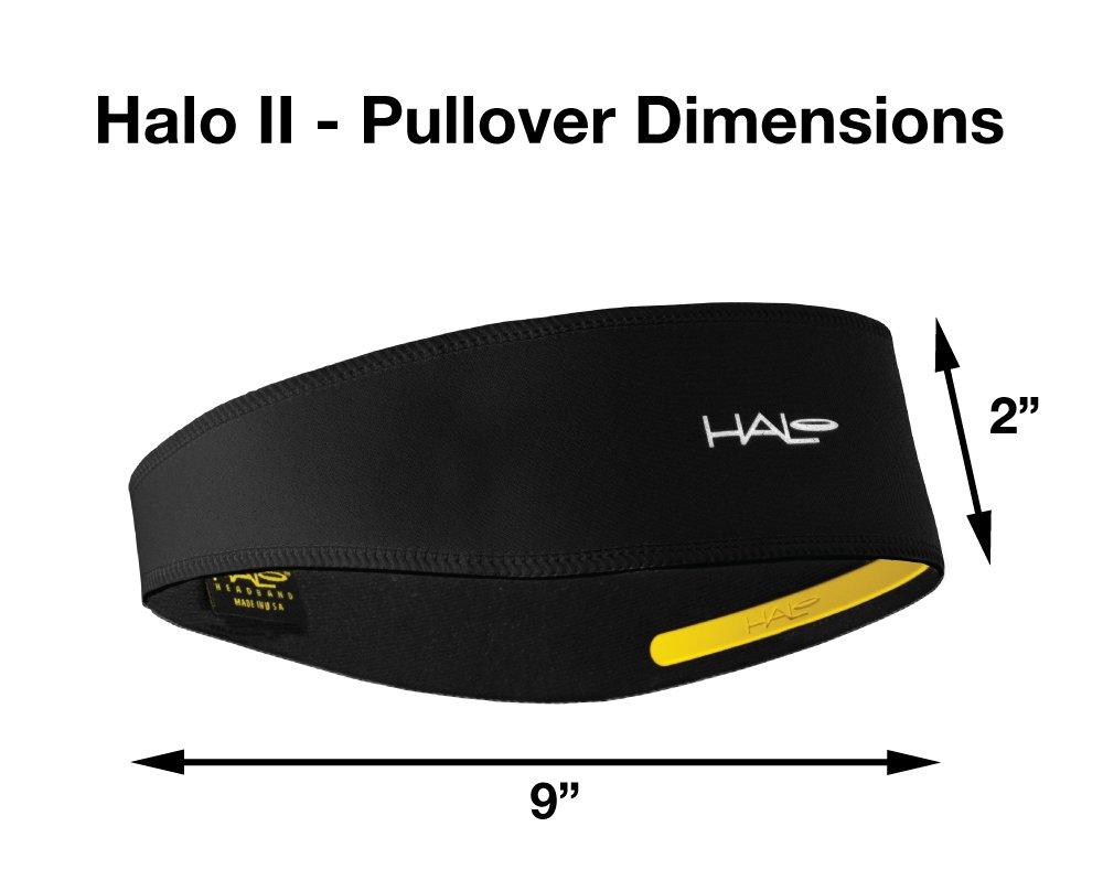 Halo II Exercise Headband Sweatband