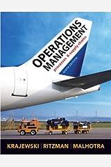 Operations Management (Alternative Etext Formats) by Lee J. Krajewski (12-Jan-2009) Hardcover Hardcover