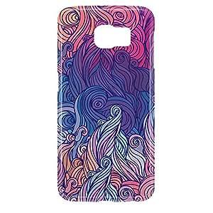 Hairs Samsung S6 3D wrap around Case - Design 4