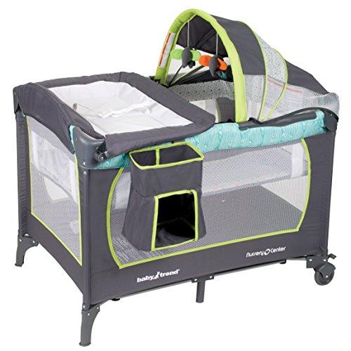 Baby Trend Serene Nursery Center, Woodland
