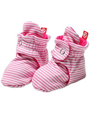Baby Girls' Candy Stripe Bootie