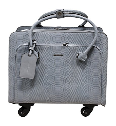 Simply Noelle Nile Roller Bag (Light Denim) by Simply Noelle