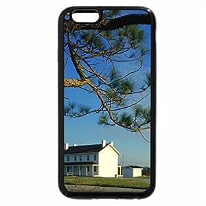 iPhone 6S/iPhone 6(Black) North Carolina Cape Hatteras National Seashore Bodie Island Lighthouse