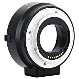 Meike MK-C-AF4 Electronic Auto Focus Adapter For Canon EF Lens To EOS M Camera