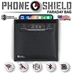 Mission Darkness Non-Window Faraday Bag ...