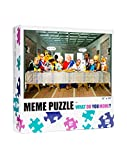 What Do You Meme? Last Supper 500 Piece Jigsaw Puzzle