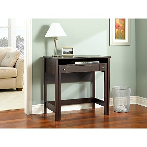 Brandywine Pull Out Computer Desk in Porter by Bush Furniture