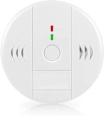 Combination Smoke And Carbon Monoxide Detector Alarm Glbsunion