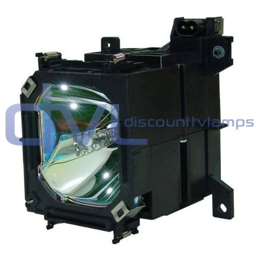 Image of PHILIPS ELPLP28 / V13H010L28 Projector Lamp with Housing