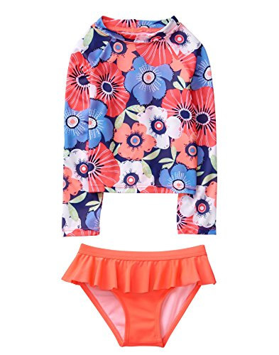 Buy gymboree girl swimsuit rash guard