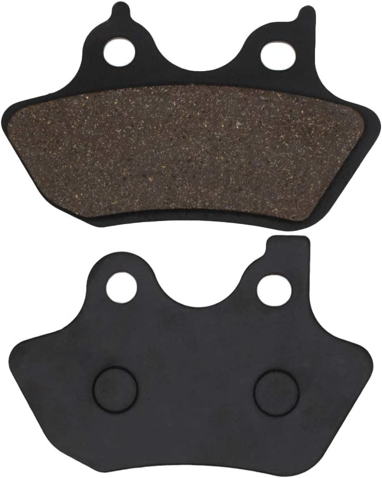 FXDWG FXDWGI Dyna Wide Glide 2000-2007 Cyleto Front and Rear Brake Pads for Harley Davidson FXDL FXDLI Dyna Low Rider 2000-2007