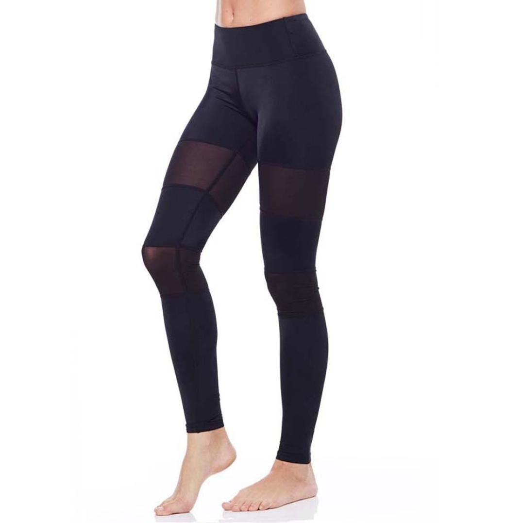 beautyjourney Leggings Sportivi Donna Donne Fitness Leggings Vita alta Maglia Skinny Push Up Pantaloni Yoga Pantaloni,Le Donne Di Moda Allenamento Leggings Donna Sportive Pantaloni Yoga 4