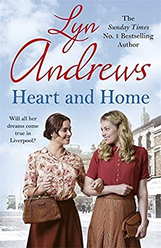 book cover of Heart and Home