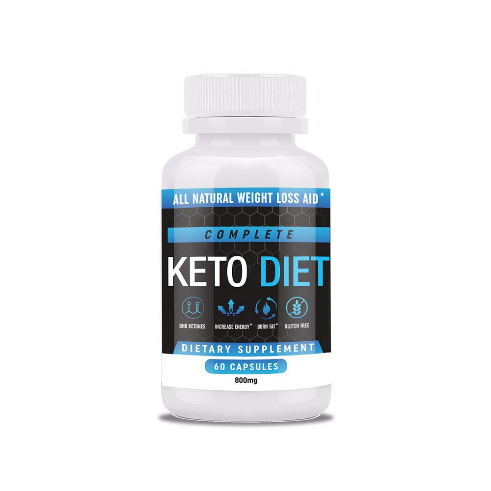 Keto Diet Pills Weight Loss Fat Burner Supplement For Men And Women Carb Blocker Appetite Suppressant Formulated To Compliment A Ketogenic Diet
