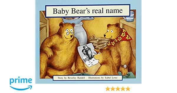 Amazon.com: Rigby PM Platinum Upgrade: Leveled Reader Baby Bear's ...